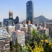 Banchile is based in Santiago, the financial centre of Chile