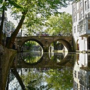 SNS is based in the Dutch city of Utrecht (pictured). The SunGard platform will be expected to bridge the gap between current abilities and future regulatory requirements