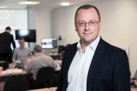 James Sherwin-Smith is chief executive at Growth Street
