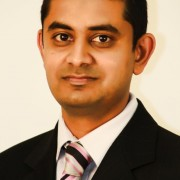 Dipesh Shah, GM of Family Bank Insurance Agency
