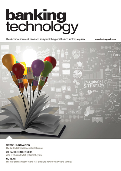 Banking Technology May 2016