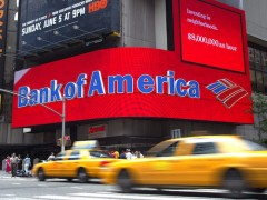 Bank of America goes to the cloud. Image source: Reuters/Shannon Stapleton