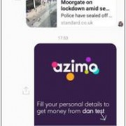 """Industry first"" money transfers via Facebook Messenger"