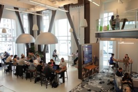 Capital One Café – a bank and a coffee shop in one