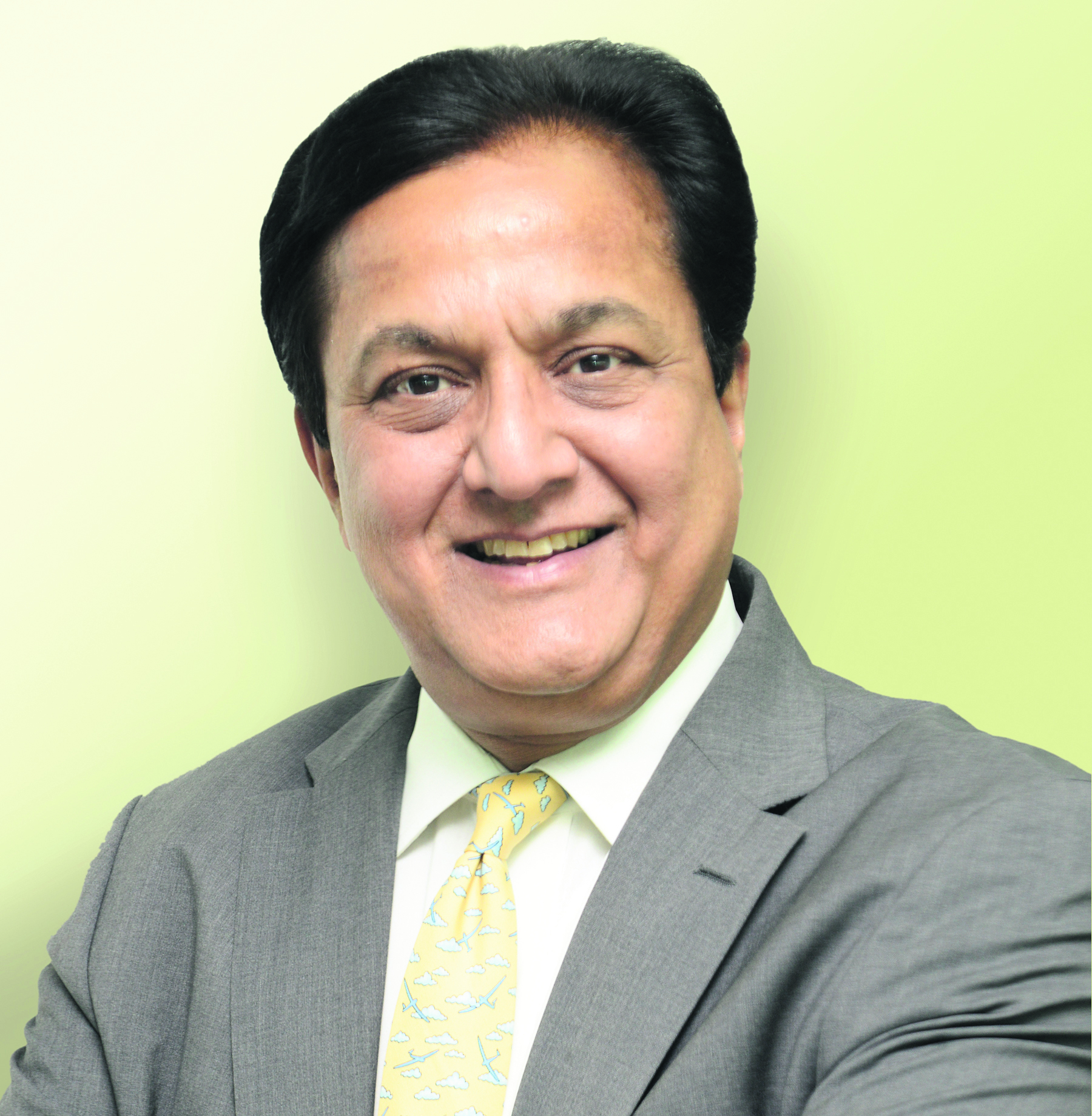 Rana Kapoor, MD and CEO at Yes Bank