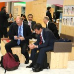 It's the face to face networking that's key to a successful Sibos