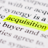 Acquisition-Defined