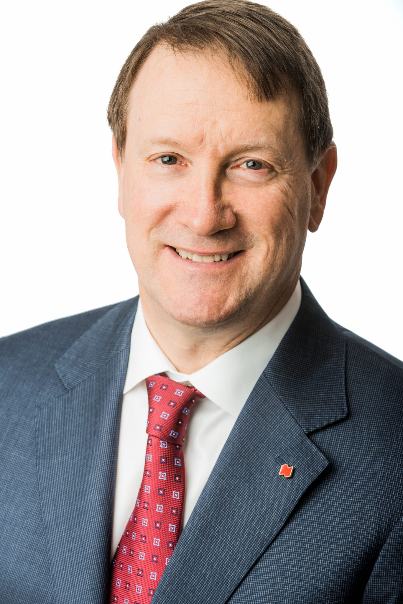 National Bank of Canada CEO Louis Vachon
