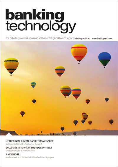 Banking Technology July/August 2016 issue