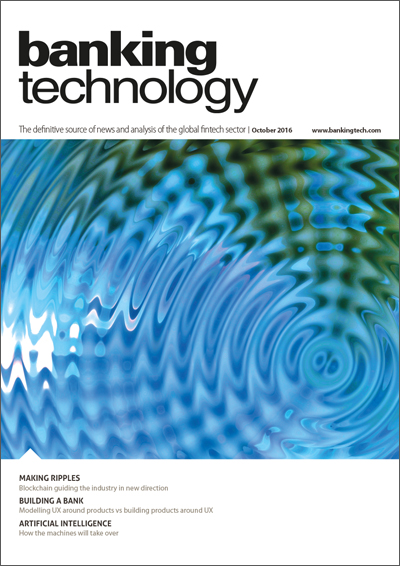 Banking Technology October 2016