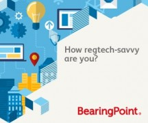 BearingPoint Survey RegTech