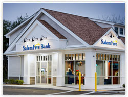 Salem Five Bank revamps tech with Fiserv