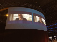 Clive Owen introduces SAP Leonardo