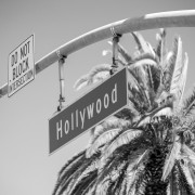 ♫ Everybody comes to Hollywood; They wanna make it in the neighbourhood♫