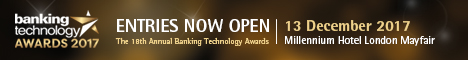 Banking Tech Awards 2017