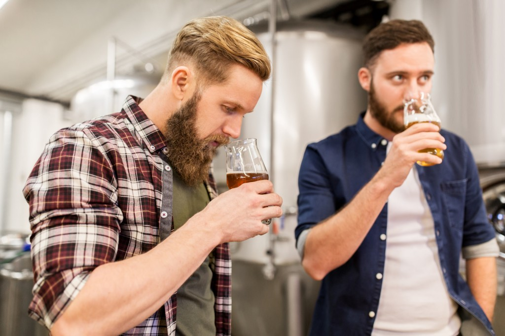 What makes ale craft? What makes a fintech company?
