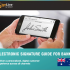 E-signatures in Australia white paper