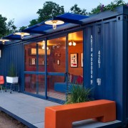 Shipping container reimagined