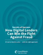 E-book - How digital lenders can win the fight against fraud