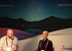 Finastra Universe London 2017: one of them needs a wig more than the other