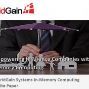 Empowering Insurance Companies With In-Memory Computing