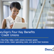Four key benefits for credit unions