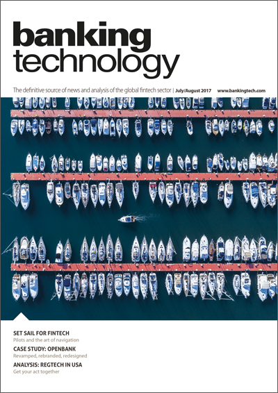 Banking Technology July/August 2017