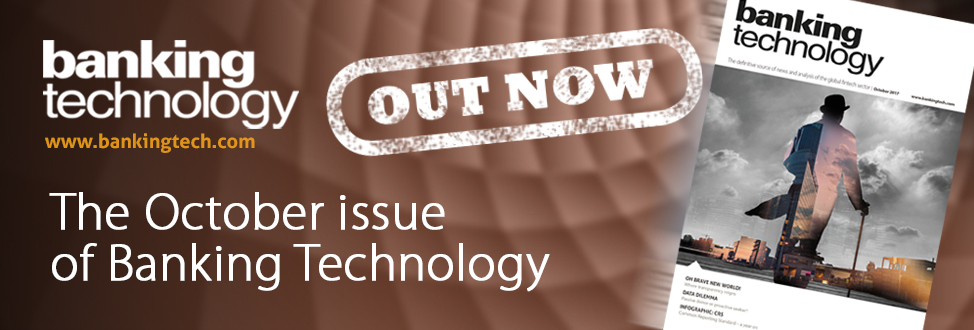 Banking Technology October 2017 banner