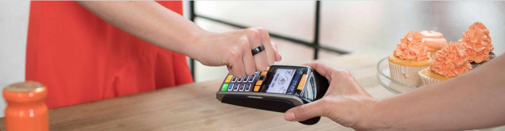 """Bankwest Halo: """"just grab the things you need, fist-bump the terminal and go"""""""