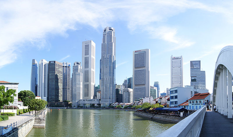 Singapore-based DBS has begun retooling its AML and anti-crime systems