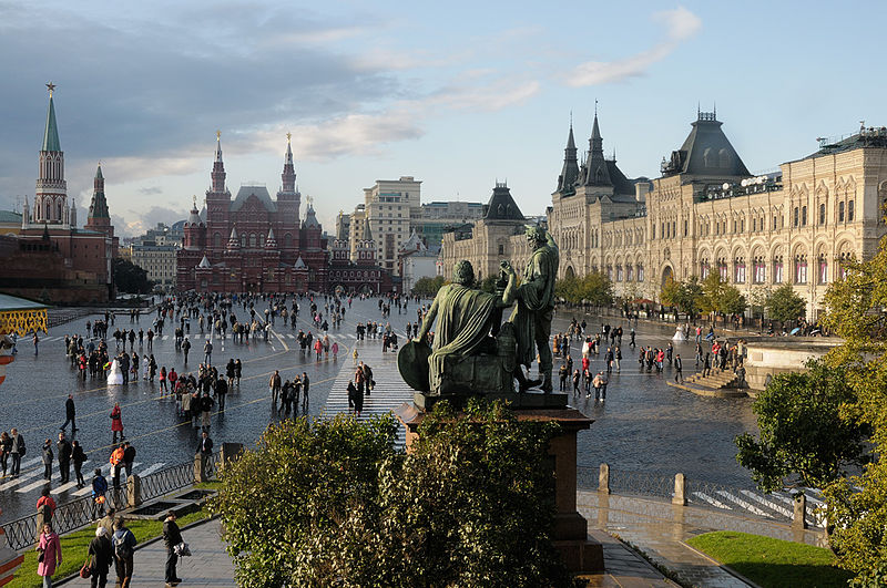 Western connectivity firms including TMX Atrium are competing for the fastest connection to Moscow