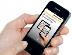 One in four UK customers now use mobile banking services according to VocaLink