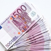€500-notes