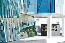Saxo Bank goes lightweight vs heavy-handed