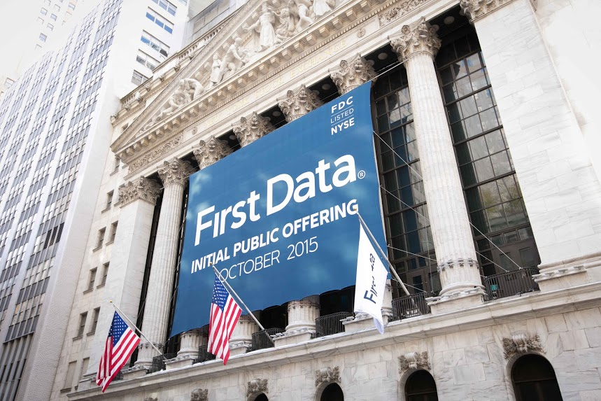 First Data Sets Record For The Years Largest Us Ipo Oct 15
