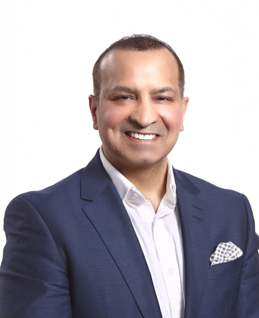Tony Virdi is VP and head of banking & financial services in the UK & Ireland at Cognizant
