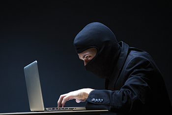 Hackers like wearing balaclavas and business suits