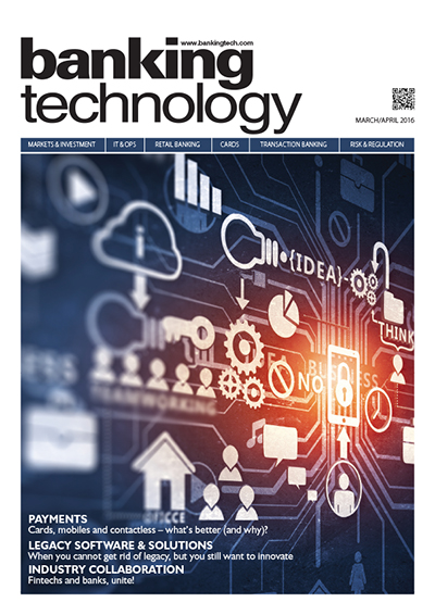 Banking Technology April 2016
