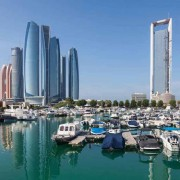 Abu Dhabi, home of Siraj Finance