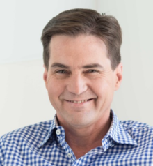 Craig Wright... in happier times