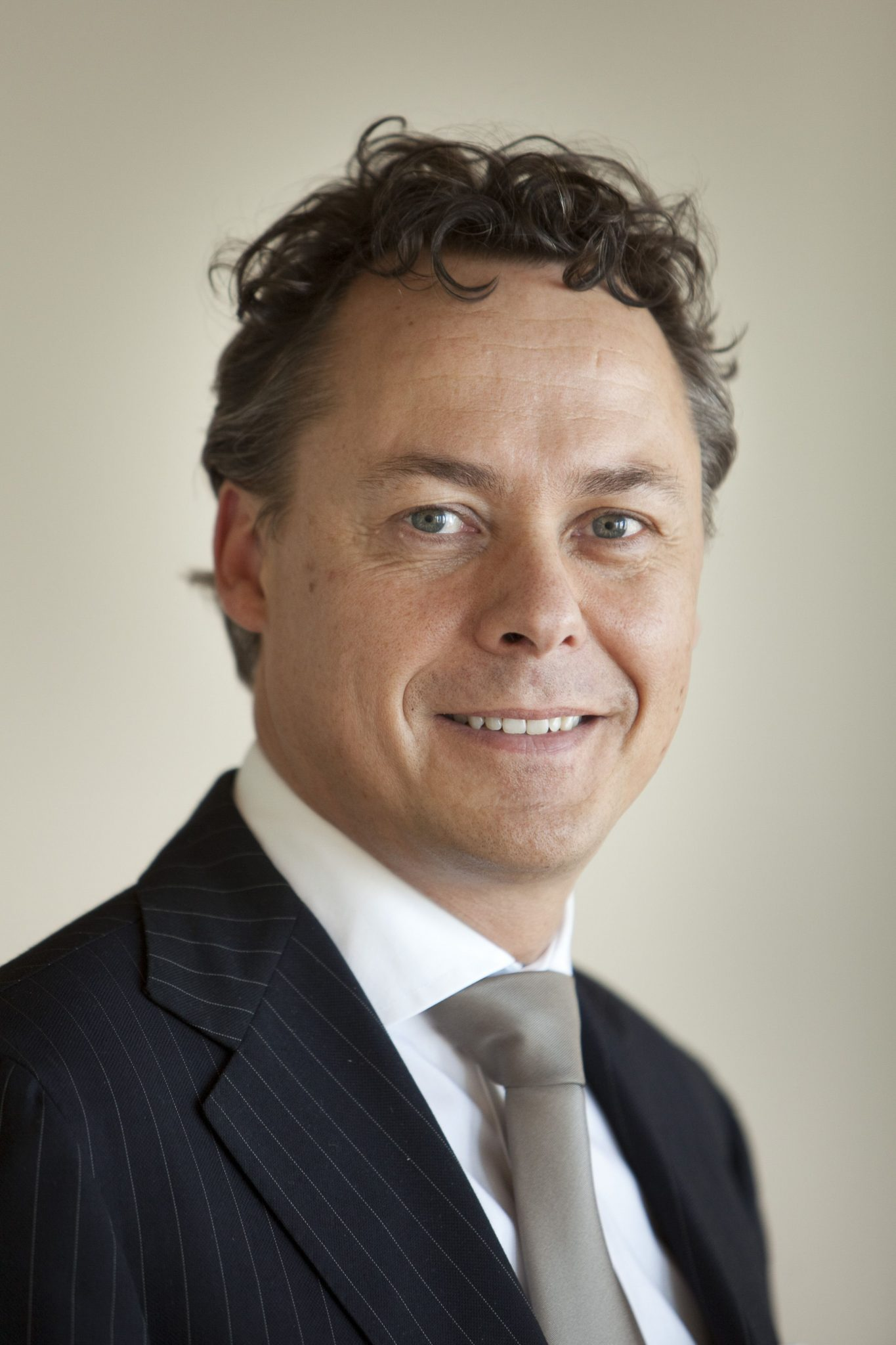 Ralph Hamers, CEO of ING Group