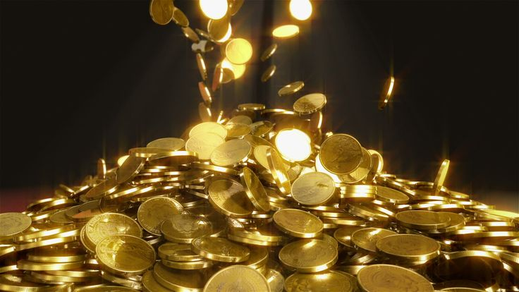 What if in20 years'time the payment choice of a new generation returns us to the most basic of financial instruments: shiny gold coins...