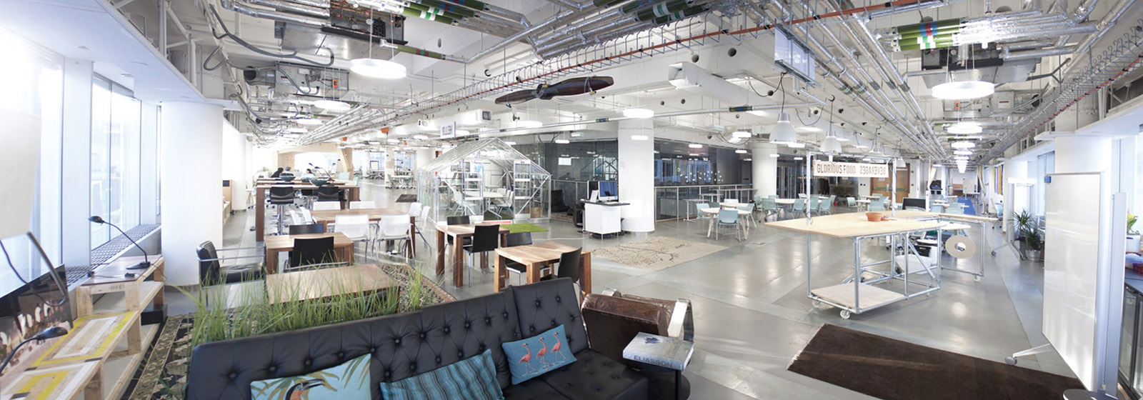 Impact Hub Westminster in central London