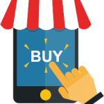 Mobile-Shopping-icon