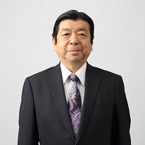 Takamichi Hamada, president and CEO of Tocom