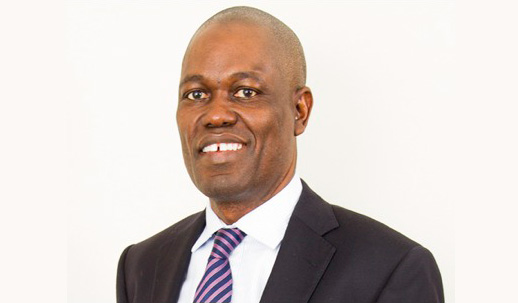 Ecobank Group CEO Ade Ayeyemi