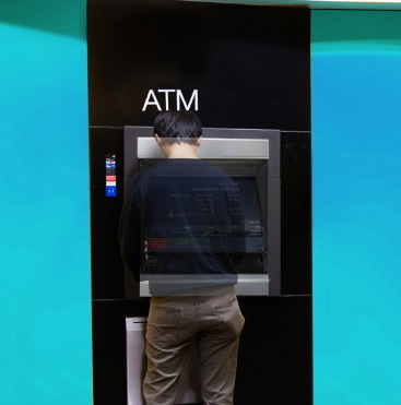 The humble ATM is no longer a single physical touch point.