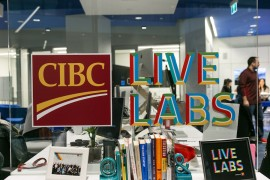 CIBC Live Labs in MaRS Discovery District