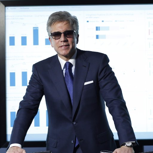 "CEO Bill McDermott: ""SAP is winning big and we have enormous confidence in our accelerated 2020 ambition."""