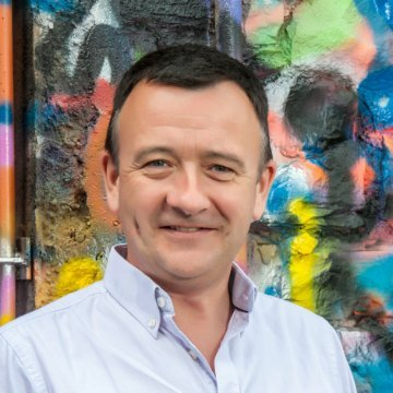 Colm Lyon, founder and CEO at Fire